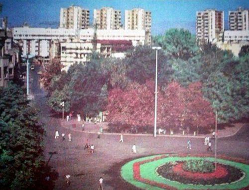 Наместо прибежиште во случај на земјотрес, скопските паркови се претворија во луксузни хотели и згради