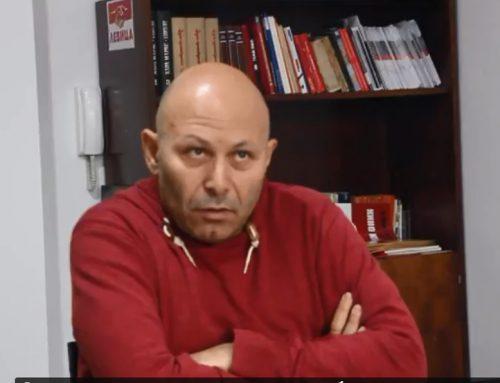 """(Видео интервју) Петрос Цангарис: """"Македонија не треба да го менува името, НАТО треба да се самоукине"""""""