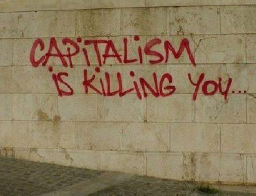 Не е депресија, капитализам е!
