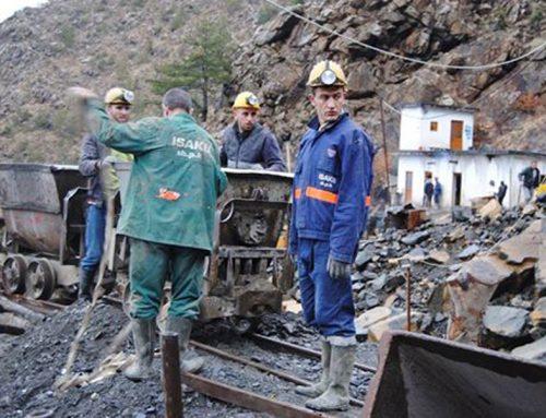 """Organizata Politike од Албанија: """"За два дена двајца рудари усмртени, ова е убиство"""""""