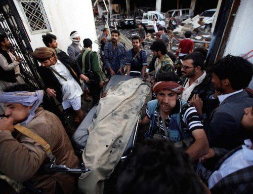 Зошто македонското МНР не ги осудува нападите на Саудиска Арабија и сунитските сојузници во Јемен