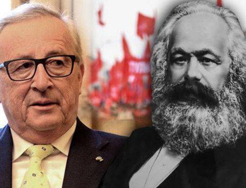Карл Маркс, Денот на Европа и Денот на победата на фашизмот
