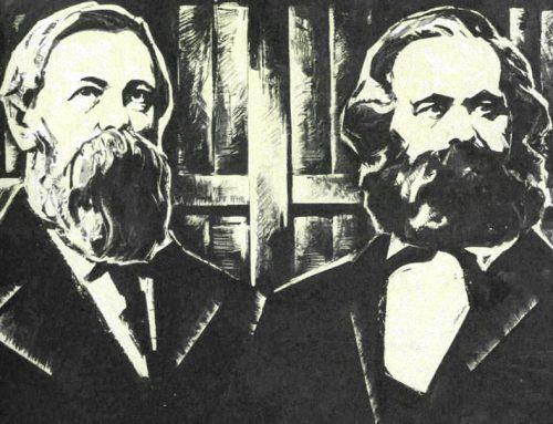 (Видео анкета) Што мислат граѓаните за Маркс и Енгелс?