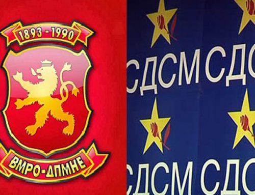 Вртлогот на приватизациите на ВМРО-СДСМ