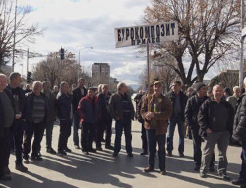 Ново ветување од Анѓушев за работниците од Еурокомпозит, рокот за исполнување е до 13 јули