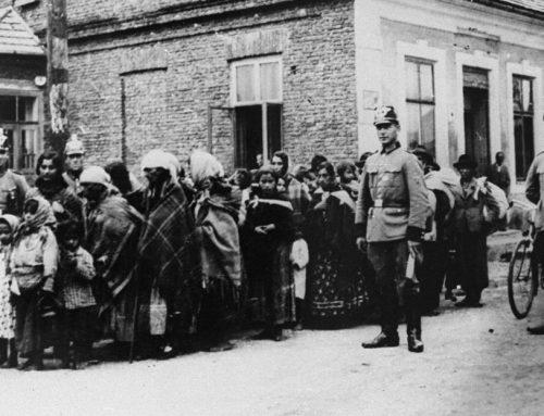 Утре во Скопје марш за сеќавање на загинатите роми во Втората светска војна и осуда за настаните во Украина и во Италија