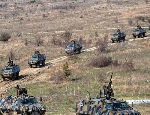 (Видео) Воените активности на Криволак ја уништуваат единствената полупустина и полустепа на Балканот и нејзините 8 ендемични видови