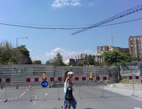 Мегаломанскиот проект на Лимак кај Старата железничка станица против здравјето на скопјани