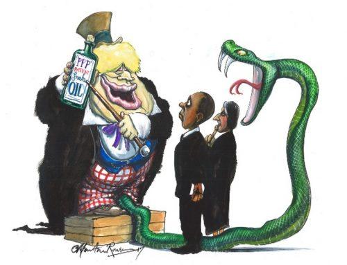 Владата на Велика Британија го форсира несигурниот модел на т.н. јавно – приватно партнерство