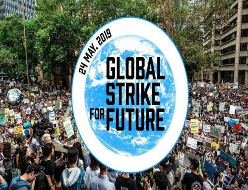 Глобален протест за Иднината утре во Скопје