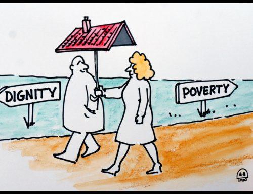 Џо Гудвин Паркер: Што е сиромаштијата?
