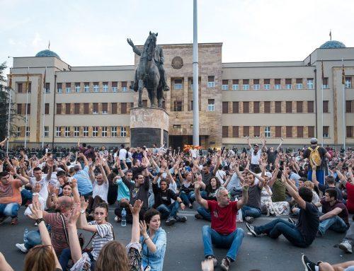 Иво Босилков: Во ерата на социјалните движења, партиите умираат