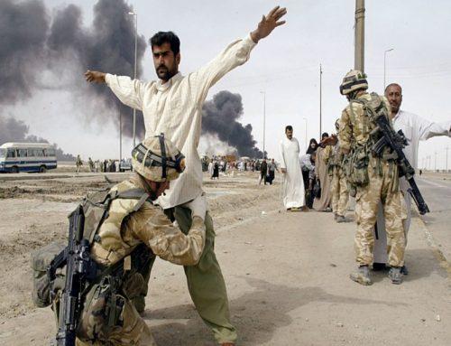 Кирил Минанов: Окупација Ирак