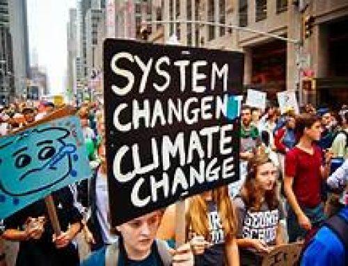 (Кети Хорват) Социјална екологија – Радикализирање на климатското движење