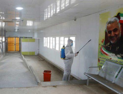 Иран е под санкции и во нужда за медицински средства додека се бори со епидемијата на корона-вирусот