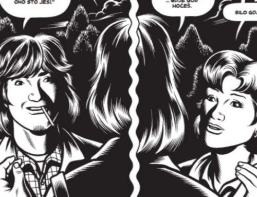 """Слободен пристап до славниот стрип за епидемии ,,Црна дупка"""""""
