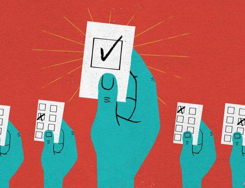 За непосредна демократија преку е-предлог уредба со законска сила на 10.000 граѓани!