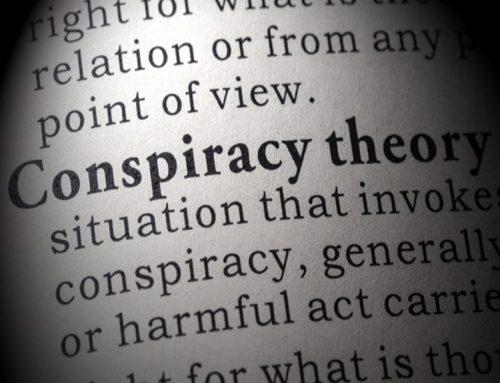 Како проповедниците на теории на заговор сакајќи да пронајдат ред во хаосот, продуцираат дотолку повеќе хаос?