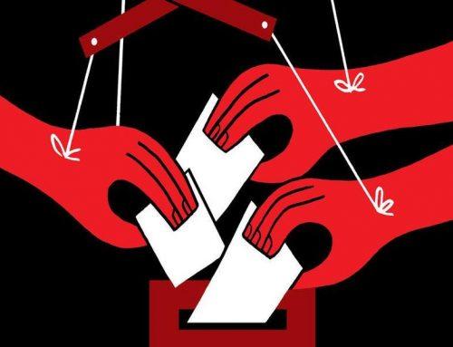 Симулирањето повеќепартизам во услови на владеење на капиталот