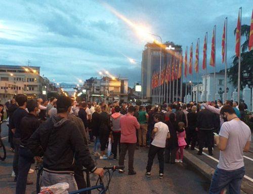 Почнаа протестите против поскапувањето на електричната енергија