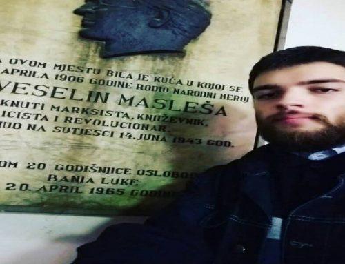 """Немања Тубониќ: """"Долговите и трошоците им тежат на студентите"""""""