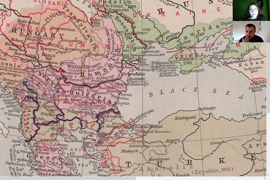 Нациите и национализмот на Балканот. Генеза. – Гласни идеи